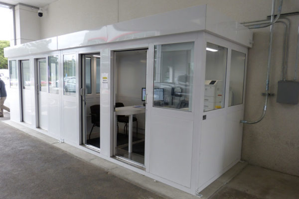Auto Booth